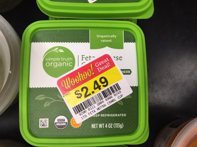 Kroger Manager's Specials Fourganic Sisters