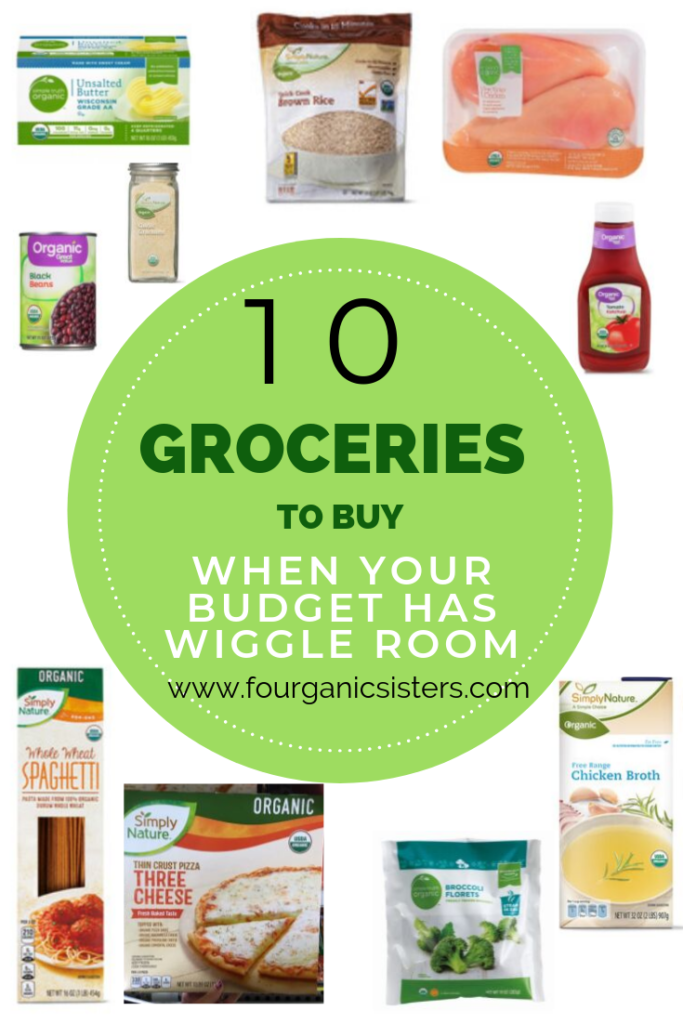 Grocery Budgeting Extras   Fourganic Sisters