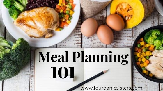 meal planning fourganic sisters