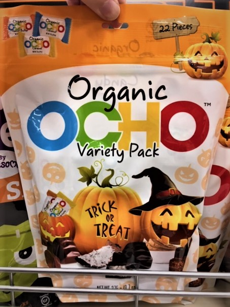 fourganic sisters organic chocolate halloween