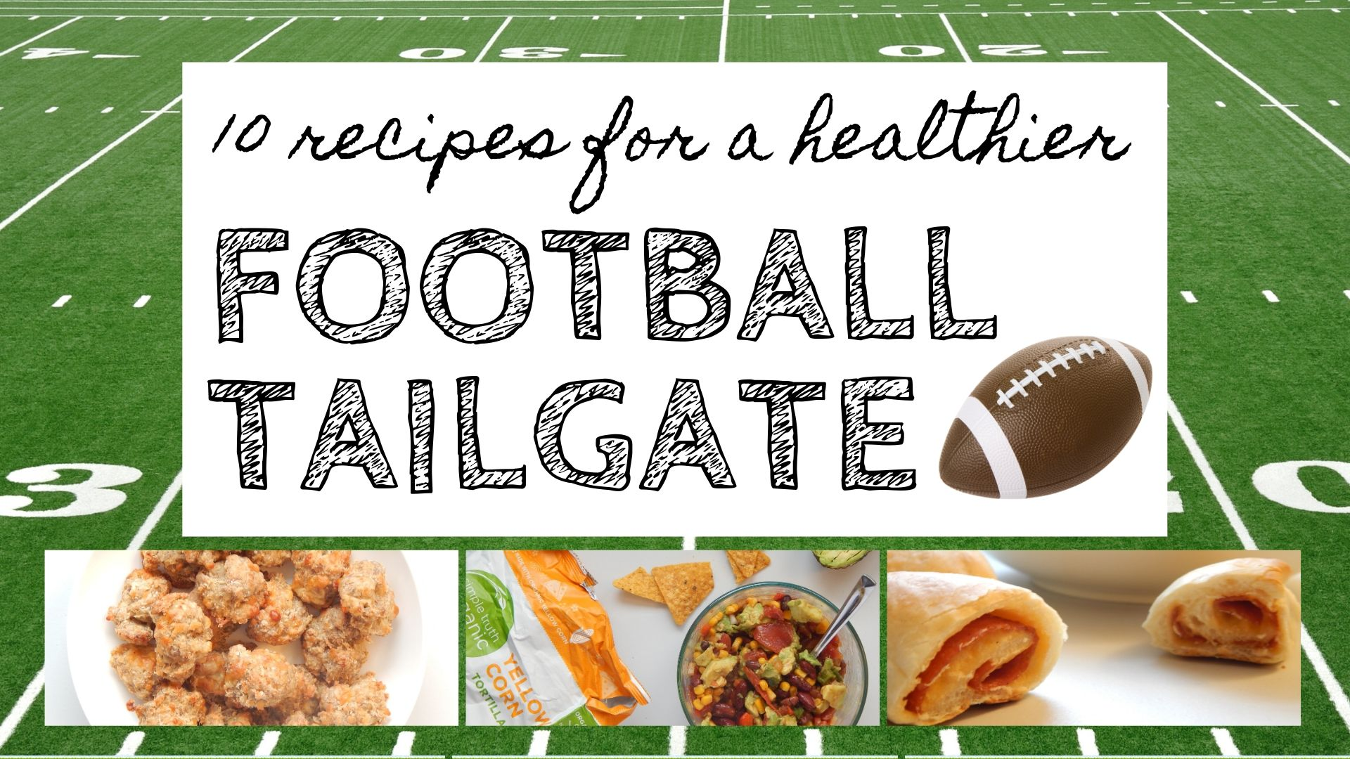 fourganic sisters healthy tailgate food
