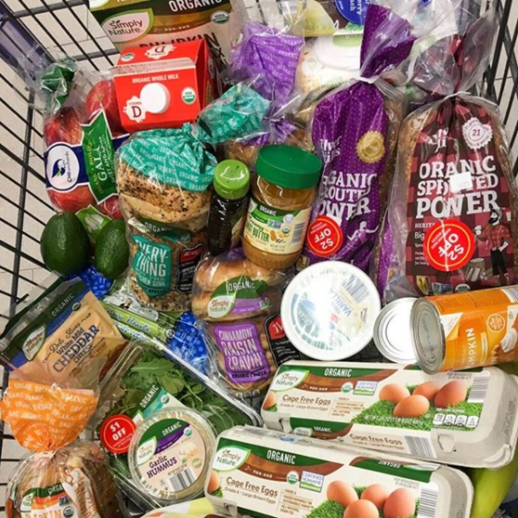 Curb Impulse Buys (Grocery Budget Tips) | Fourganic Sisters