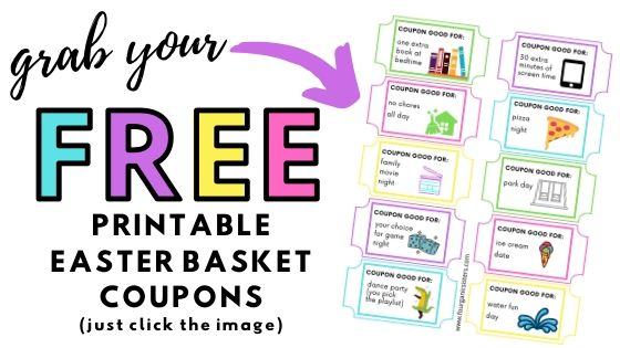 Free Kids Coupon Printable | Fourganic Sisters
