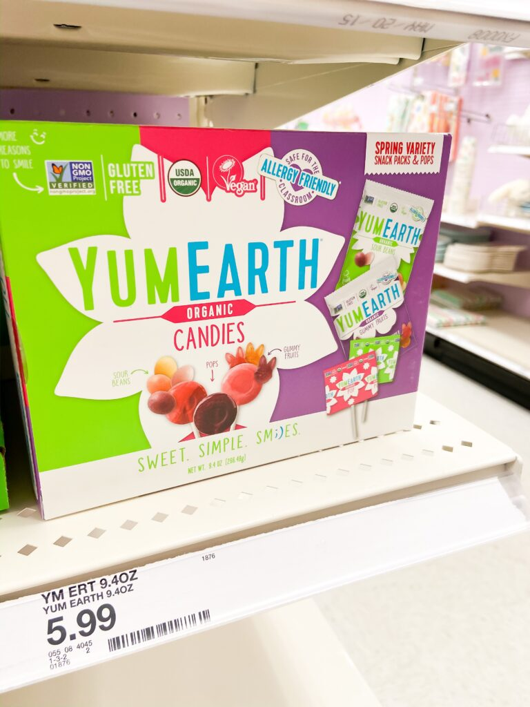 YumEarth Easter Candy
