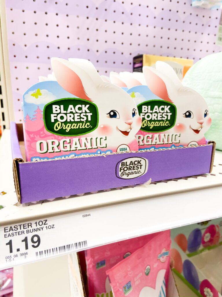 Black Forest Easter Candy | Fourganic Sisters