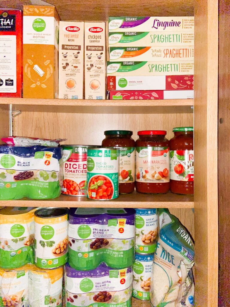 How To Shop Your Pantry | Fourganic Sisters