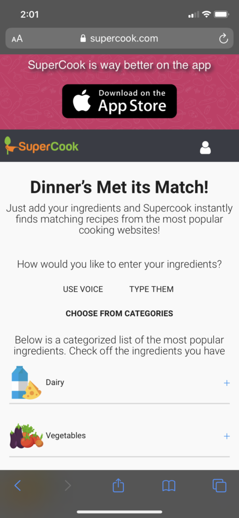 How to Use Supercook | Fourganic Sisters