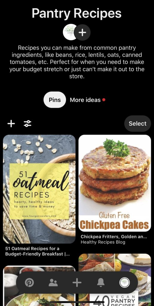 Pantry Meals on Pinterest | Fourganic Sisters