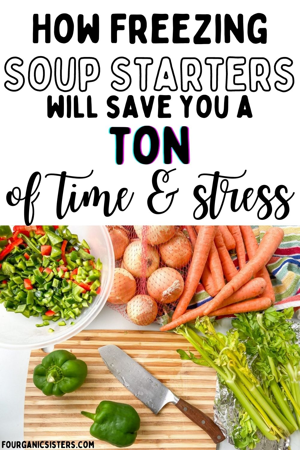 Kitchen Hacks to Save Time | Fourganic Sisters
